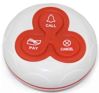 przyciski przywoływaczy model trzyprzyciskowy